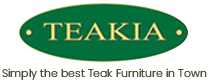 Teakia-Teak Furniture